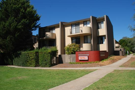 Photo of Manuka Park Apartments Canberra