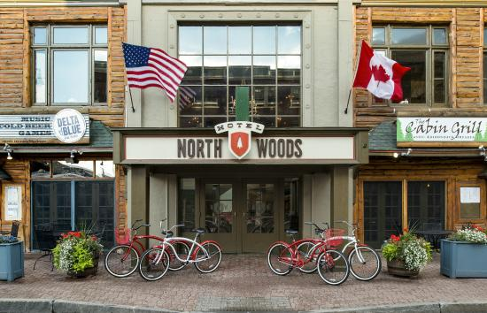 Hotel North Woods