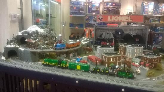 Lionel Retail Store Concord Nc Address Phone Number