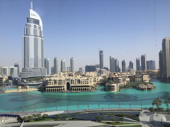 Best place to be in dubai picture of armani hotel dubai for Best hotel rates in dubai