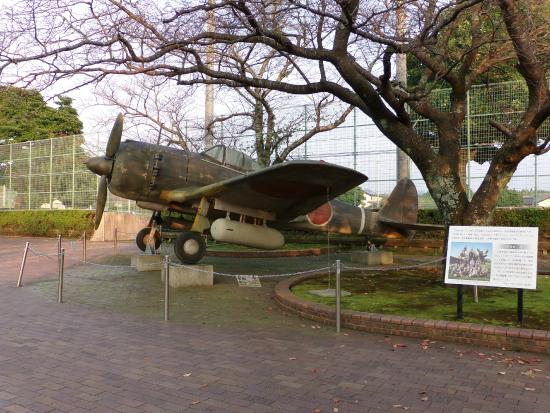 零戦 - Picture of Chiran Peace Museum for Kamikaze Pilots, Minamikyushu - TripA...