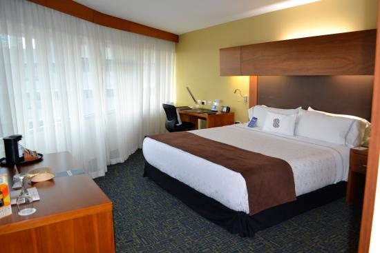 Sonesta Hotel Guayaquil: The Room
