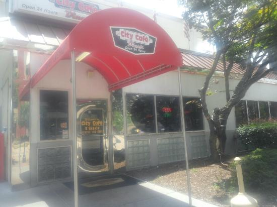 Chattanooga City Cafe Diner