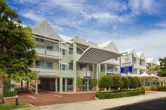 Broadwater Resort Apartments Hotel