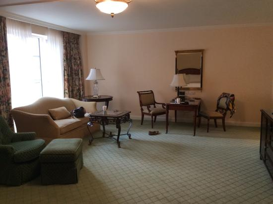 InterContinental Dublin: King suite