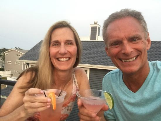 Long Beach Township, NJ: Roof Top Cocktail