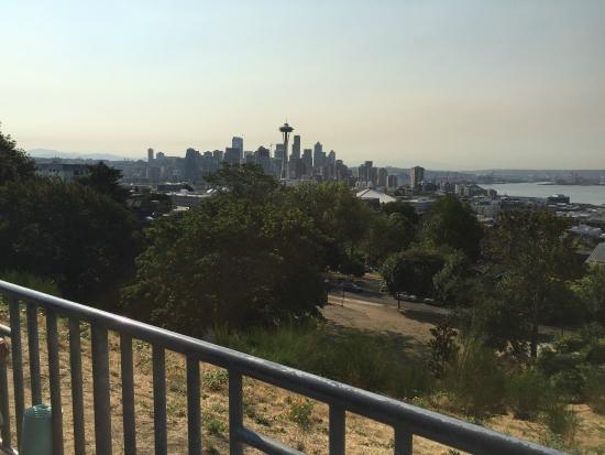 From Kerry Park Picture Of Kerry Park Seattle Tripadvisor