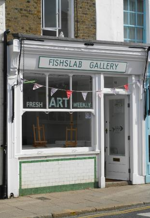 The Fishslab Gallery