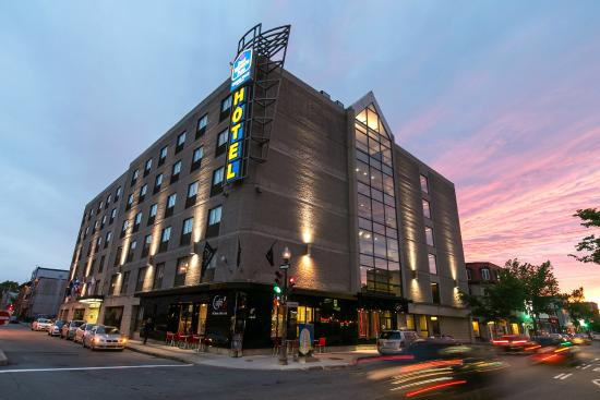BEST WESTERN PLUS City Centre/Centre-Ville Hotel