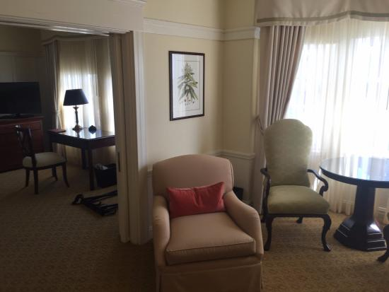 Our 1 Bedroom Suite Picture Of Hotel Drisco San Francisco TripAdvisor