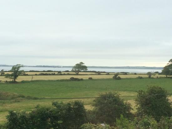 Camp, Ireland: Seaview House view out the guestroom window