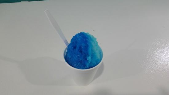 Cookeville, Τενεσί: Blue Coconut & Blue Cotton Candy)