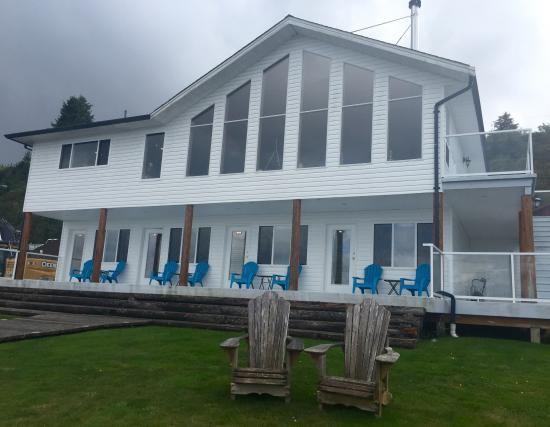 Photo of At Water's Edge Bed & Breakfast Port McNeill