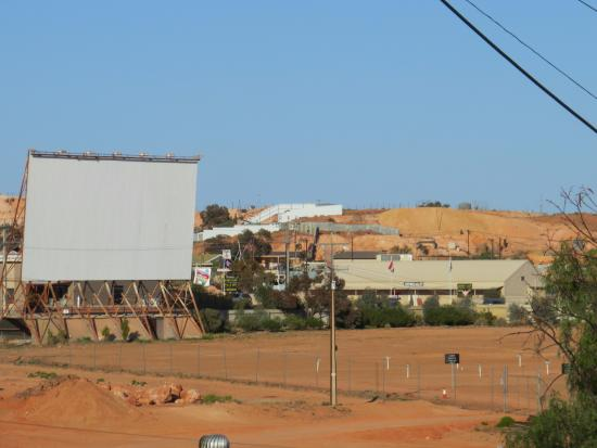 Coober Pedy Drive In
