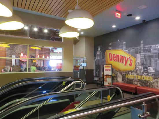 Denny's is the industry leader in the full service segment of family style restaurants. There are nearly company owned and franchise restaurants operating in all 50 states, as well as Canada, Guam, Puerto Rico, New Zealand, Costa Rica, and Mexico.