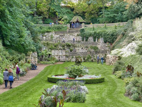 Picture Of The Plantation Garden Norwich
