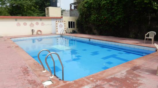 Swimming Pool Picture Of Devi Niketan Heritage Hotel Jaipur Tripadvisor