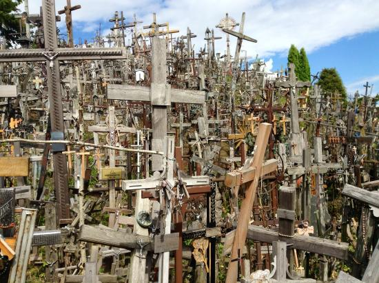 Hill of Crosses Siauliai Siauliai Hill of Crosses Photo