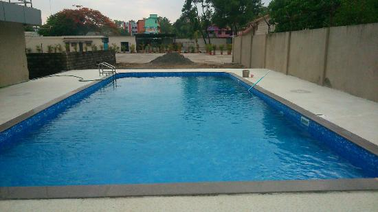 Swimming Pool Picture Of Motel Visava Raigad Tripadvisor