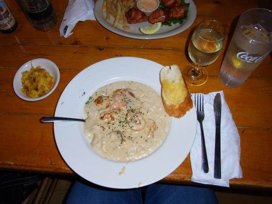 ... Shrimp & Grits - Picture of Sullivan's Restaurant, Sullivan's...