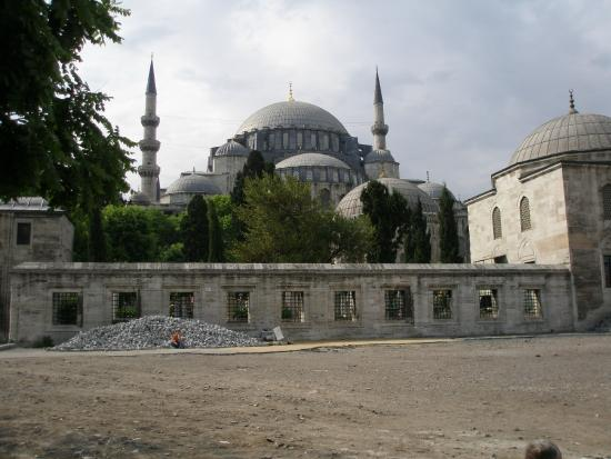 Istanbul - Picture of Historic Areas of Istanbul, Istanbul ...