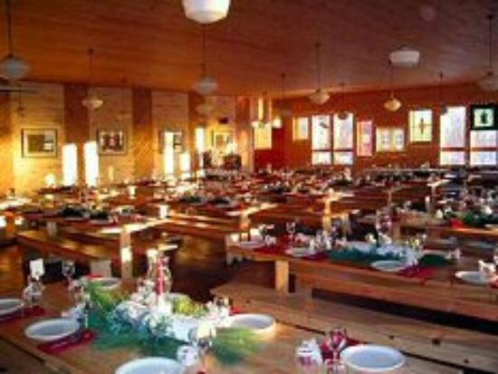 Callaway, MN: The family dining area