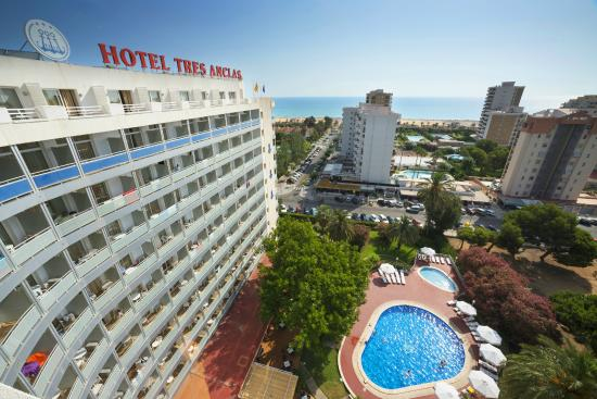 Photo of Hotel Tres Anclas Gandia
