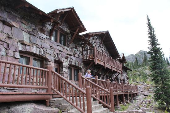 Photo of Sperry Chalet Glacier National Park