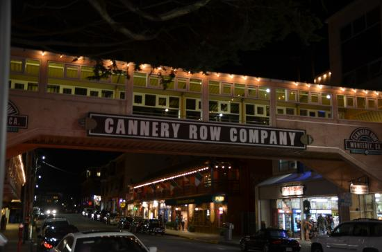 Cannery row book report