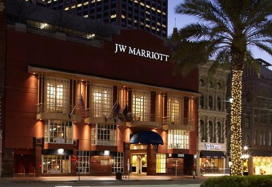 JW Marriott New Orleans Photo Courtesy of JW Marriott New Orleans