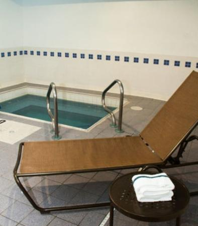 Indoor spa picture of fairfield inn springfield for A new you salon springfield il