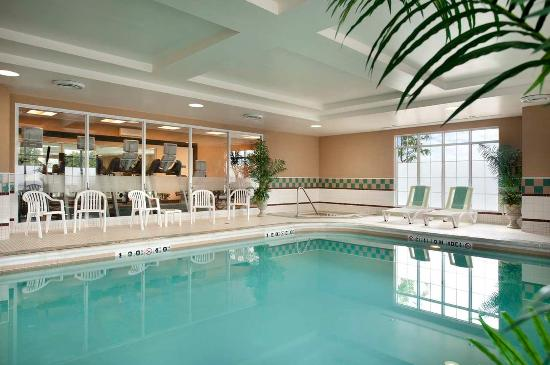 Indoor Pool Picture Of Homewood Suites By Hilton Toronto Oakville Oakville Tripadvisor
