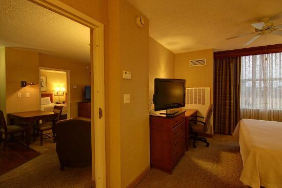 Two Bedroom Suite Picture Of Homewood Suites Dulles International Airport Herndon Tripadvisor