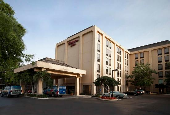 Hampton Inn Tampa International Airport / Westshore