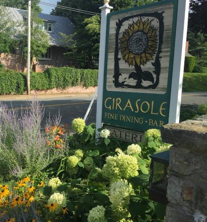 The Plains, VA: Girasole Restaurant