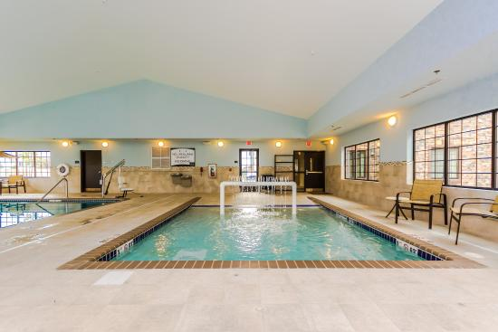 Swimming Pool Picture Of Staybridge Suites Grand Forks