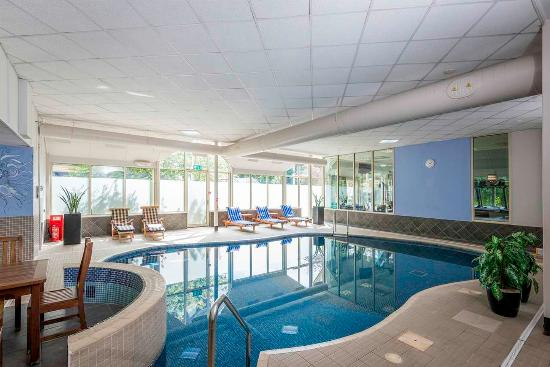 Quad Club Pool Picture Of Doubletree By Hilton Dundee Dundee Tripadvisor