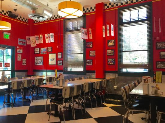 corvette diner photo side room nice for birthday parties too. Cars Review. Best American Auto & Cars Review