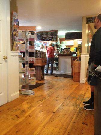 Cataumet, MA: Inside the Daily Brew