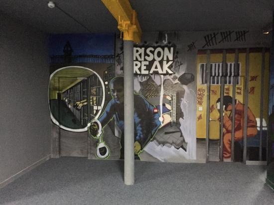 Escape room preston picture of escape room preston for Escape room equipment