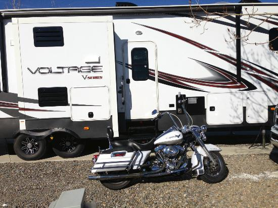 Meeteetse, WY: Our Home on Wheels