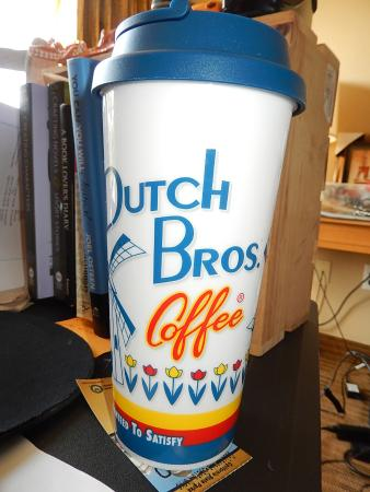 how to drink dutch coffee