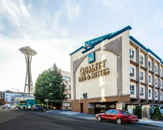 Quality Inn & Suites Seattle Hotel