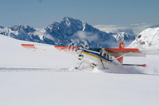Mount Cook Ski Planes & Helicopters