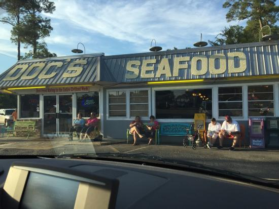 photo0.jpg - Picture of Doc's Seafood Shack and Oyster Bar ...