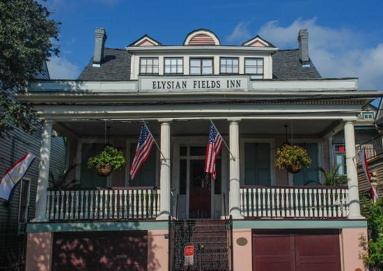 Elysian Fields Bed And Breakfast