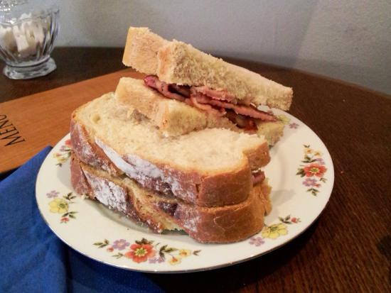 Download image Breakfast Bacon Butty PC, Android, iPhone and iPad ...