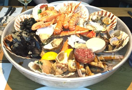 20160214 145954 picture of the seafood bar for Seafood bar spui 15