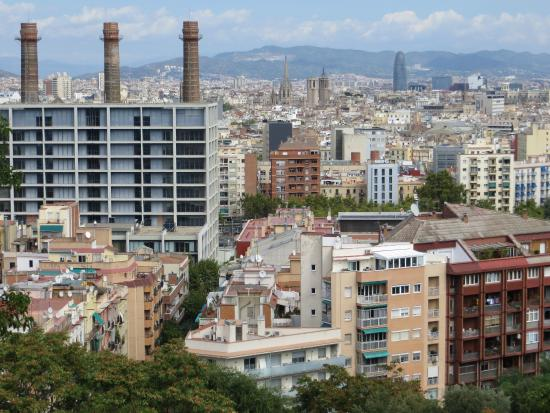 City view - Picture of Barcelona Day Tours, Barcelona ...