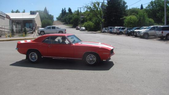 Watrous, Canada: 1of the cars from the car show